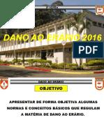 Palestra_dano_erario 2016 - 2ªICFEx
