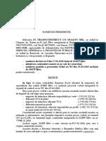 Act Anulare Decizie DGFP Ilfov