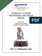 Manual de reparacion de cilindros hidraulicos