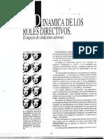 Sandra Nicastro Dinámica de los roles directivos