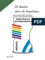 El Distrito Cooperativo de Sunchales - R. G. Wondrich