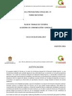 6.- Proyecto Tutorias Academia CyL TM