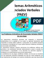 Paev y Modelos Matemática AP . Manuel