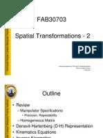 L3 - Spatial Transformations 2 V1