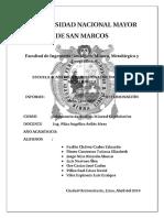 Informe CIANURO