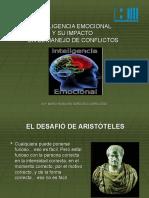 Inteligencia Emocional y Manejo de Conflictos