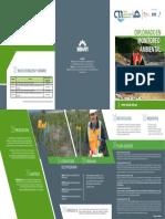 Brochure Diplomado Monitoreo Ambiental Final