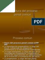 17.04. Estructura del Proceso Penal NCPP. Dr. Alonso Peña Cabrera.ppt