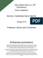PROYECTO CÍVICA EMBARAZO PREMATURO.odt