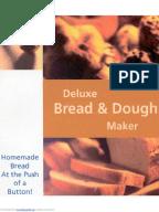 Welbilt Abm2h52 Abmy2k1 Bread Machine Manual Breads