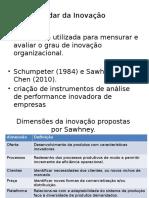 Dimensões Da Inovação Propostas Por Sawhney