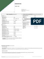 6SE6440-2UD31-1CA1 Datasheet Es En
