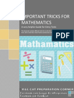 entry test quick solution maths shortcuts | Matrix