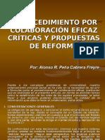 26.04.05. Colaboración Eficaz. Dr. Alonso Peña Cabrera.ppt