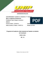 Relatório - Obra (Finalizado)