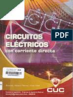 Circuitos Eléctricos Con Corriente Directa Ebaldo Perez