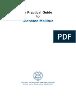 Diabetes Mellitus: A Practical Guide to