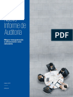 Nuevo Informe Auditoria