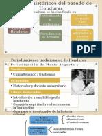 Periodizaciones de Honduras