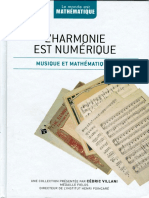 L'harmonie est numérique, Musique et mathématiques (2010) - Javier Arbonés, Pablo Milrud.pdf