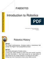 L1 - Introduction to Robotics V1