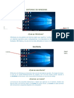 Entorno de Windows