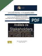 Analisis Pestal y Analisis Stakeholders