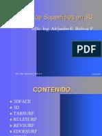 AUTOCAD3D (03 Dibujo de Superficies en 3D).pdf