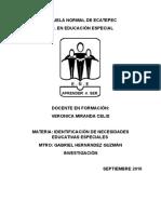 Proceso de evaluación (herramientas)