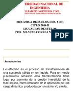 Cap v Licuacion de Suelos Ec513h 2016 II