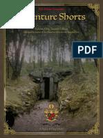 D&D5e - Adventure Shorts - Volume 1 [2nd Edition]