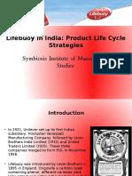 Lifebuoy - Product Life Cycle