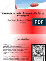 Lifebuoy - Product Life Cycle