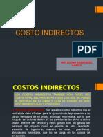LOS COSTOS INDIRECTOS EN OE