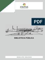 Estudo de Caso Biblioteca Publica