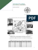 Docslide.com.Br Ficha de Trabalho Geografia a Uniao Europeia