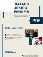 TLC México - Panamá