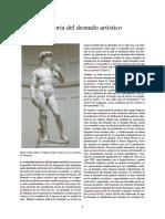 Historia Del Desnudo Artístico