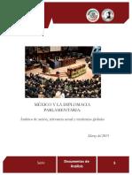 Diplomacia parlamentaria
