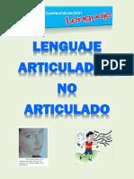 2 Lenguaje Articulado y No Articulado