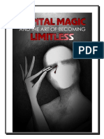 Mental Magic and the Art of Becoming Limitless