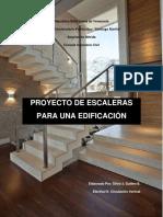 Proyecto de Escaleras