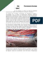 Centro de Convenciones Arequipa SAC