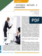 El Coaching Ontológico Aplicado a Organizaciones Empresariales