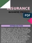 Business Presentation on Insurance