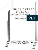 Fairytale Lives of Russian Girls