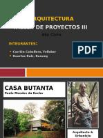 CASA BUTANTA-mendes Da Rocha