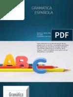 Gramatica Diapositivas Yesid Peña