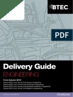 BTEC L2 Delivery Guide