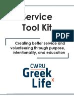 Service Tool Kit